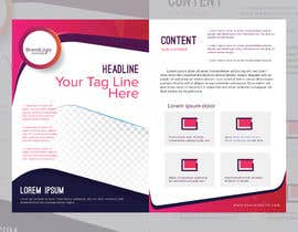 #34 for Create a professional portfolio brochure for us to share with clients by Tjdezine