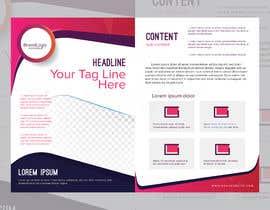 nº 34 pour Create a professional portfolio brochure for us to share with clients par Tjdezine