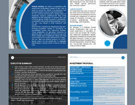 #9 para Create a professional portfolio brochure for us to share with clients por pusztineagnes