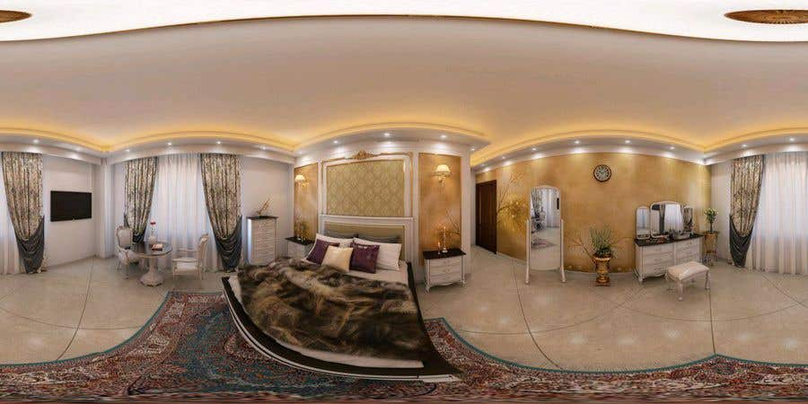 Entry #11 by Hamedzakipoor for contest for 360° panorama 3D