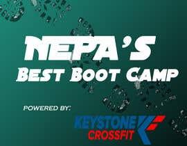anamejias22 tarafından Design a Logo for NEPA's Best Boot Camp için no 9