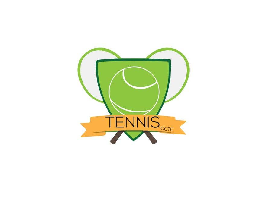 Penyertaan Peraduan #32 untuk Clothing Brand Logo - Texas Tennis Center