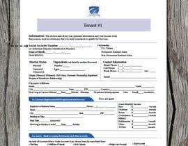 Nro 7 kilpailuun Make a pdf form fillable käyttäjältä ossoliman