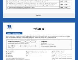 Nro 25 kilpailuun Make a pdf form fillable käyttäjältä WebCraft111