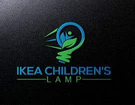 #5 untuk IKEA children's lamp oleh akthersharmin768