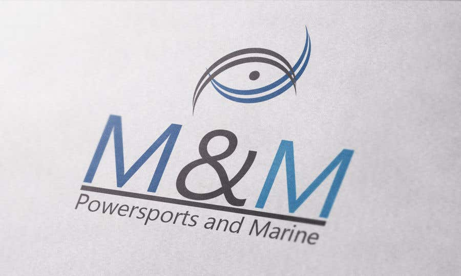 Proposition n°71 du concours Design a logo for our powersports business