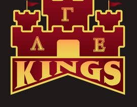 Nro 9 kilpailuun we are a small organization that has been using the same logo (kings for years) we are looking for a new one to use for our social media and other things themes we typically stick w is a 4 pointed crown, knights and castles our letters are Lambda Gamma Ep käyttäjältä jhoalej