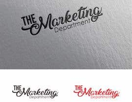 #148 for Design a logo - The Marketing Department by angaangung