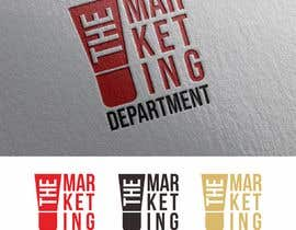 #149 for Design a logo - The Marketing Department by angaangung