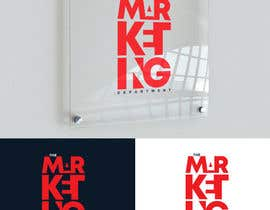 #67 for Design a logo - The Marketing Department by gilart