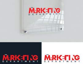 #150 for Design a logo - The Marketing Department by gilart