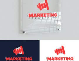 #155 for Design a logo - The Marketing Department by gilart