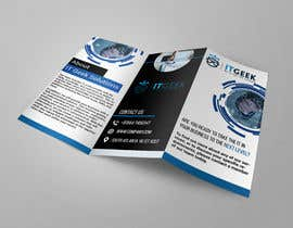 nº 9 pour I need a brochure ready to print. Plus my logo stacked for a square rather than rectangular shape for one project, plus business cards ready to print par sagor123674