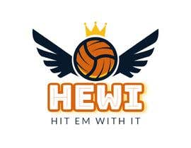 #11 for Would like logo to incorporate something with basketball in it. The name I would like to have with it is Hit Em Wit It and HEWI. I have attached an older logo with the name that I would like to have with the logo. by tafoortariq