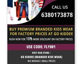 #14 for Store promotion af DhanvirArt
