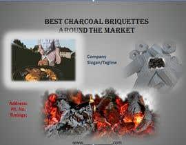 #1 para Visual design(ad) for Charcoal briquette por KamranButtwah
