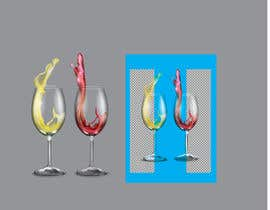 #3 for Create design for a stemless wine glass (non-breakable/heavier) af golammostofa6462