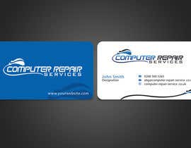 #86 for Design some Business Cards for computer repair by nishadhi1989