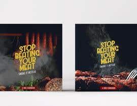 #86 for BBQ Cookbook Cover Contest af cesgp0940