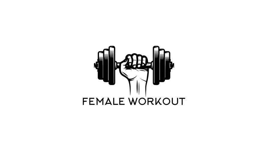 Contest Entry #21 for I need a logo designed for a female Workout clothing. Its perferred if its something simple, but if you have a great design shoot it my way.
