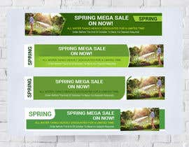 #21 untuk Spring Sale Banner Required For Website. oleh situ10