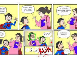 nº 6 pour Indonesian Comic Strip par papadj