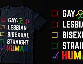 #27 for LGBT Pride Apparel Designs by anams