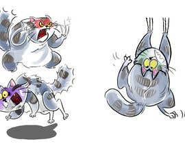 #35 for Draw funny cartoon characters - $1,000+ job by papadj