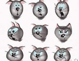 #73 untuk Draw funny cartoon characters - $1,000+ job oleh sklakina