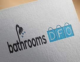 """Nro 80 kilpailuun logo for """"Bathrooms DFO"""" käyttäjältä creativeraisul"""