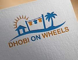 nº 42 pour Design  a logo for laundry work par akthersharmin768