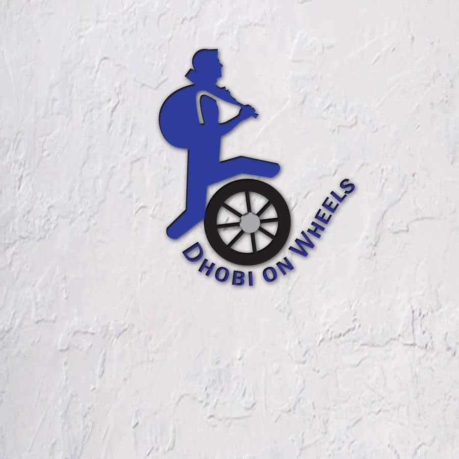 Proposition n°17 du concours Design  a logo for laundry work