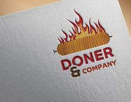 #272 Doner and company Restaurant Logo részére nasimoniakter által