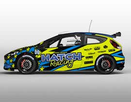 nº 68 pour Rally Car Vehicle Wrap par wilsonomarochoa