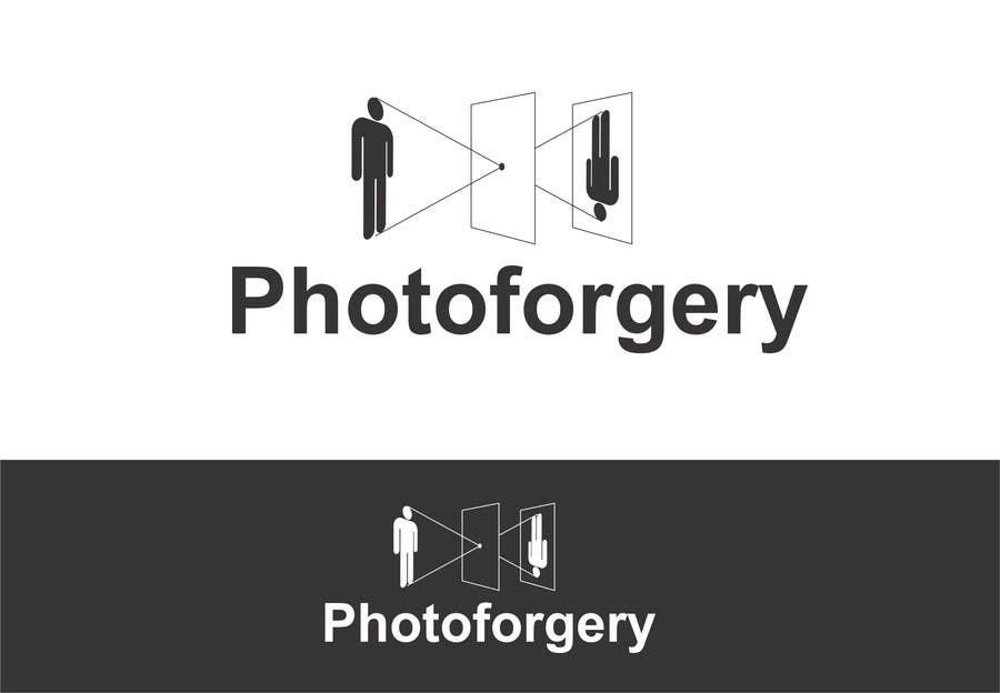 Contest Entry #97 for Logo Design for photoforgery.com