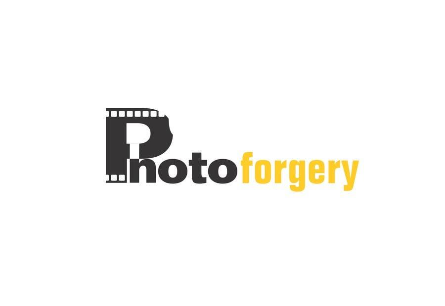 Inscrição nº 113 do Concurso para Logo Design for photoforgery.com