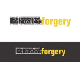 nº 115 pour Logo Design for photoforgery.com par itcostin