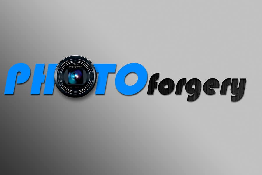 Proposition n°16 du concours Logo Design for photoforgery.com