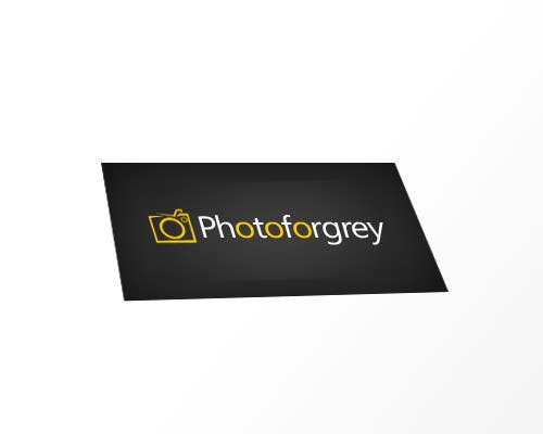 Contest Entry #128 for Logo Design for photoforgery.com
