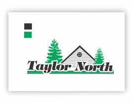 #378 untuk Taylor North Logo oleh gjorgjipetkovski