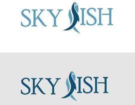 #92 untuk Design a simplified Logo for brand SkyFish oleh drima16