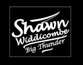 """#16 cho I need a logo designed using my name """"Shawn Widdicombe"""" and. """"Big Thunder"""" bởi ZeeshanAmrack"""