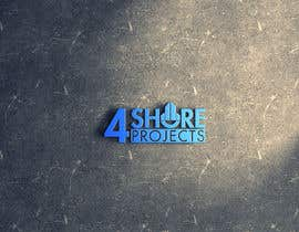 #57 for Logo for building company called: 4 Shore Projects af Tamim002