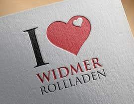 #43 para I Love Widmer Rollladen merchandising por ArrogantAkash