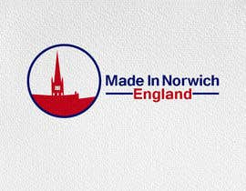 #46 for Design a Made In Norwich England (M.I.N.E.) logo by truggler