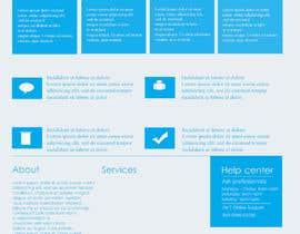 #72 для Landing Page Website For My Business от desertrose1