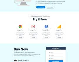 #66 для Landing Page Website For My Business от Aloknano