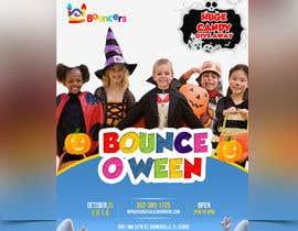 nº 37 pour Children's Bounce House Graphic Design par SLP2008