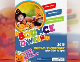 nº 54 pour Children's Bounce House Graphic Design par SLP2008