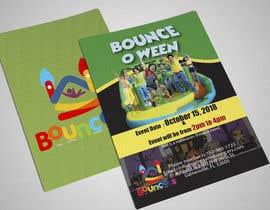 #13 for Children's Bounce House Graphic Design by farhanajahan49